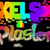 PixelsPlaster