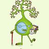 Cartoon Neuron