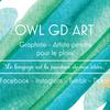 OwlGraphicDArt