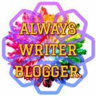 Always Writer Blogger .