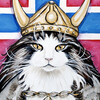 Meowerks! Cat Art