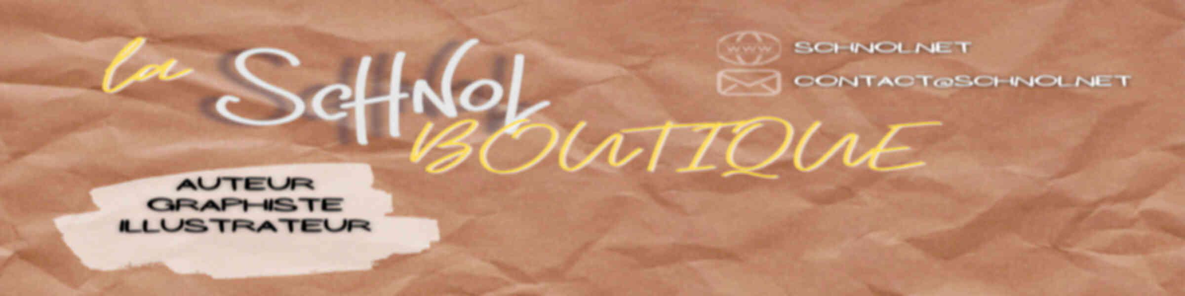 Bannière de la boutique de l'artiste