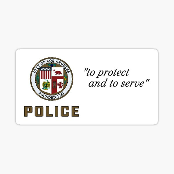 """Black Police Officer Cop Policeman Tactical Canvas Patch Decal 3/"""" X 2/"""""""