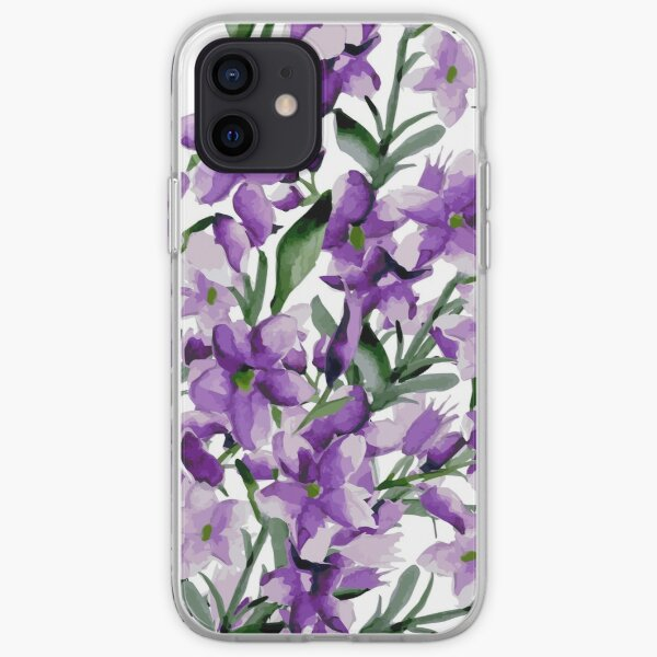 Lilac iPhone Soft Case