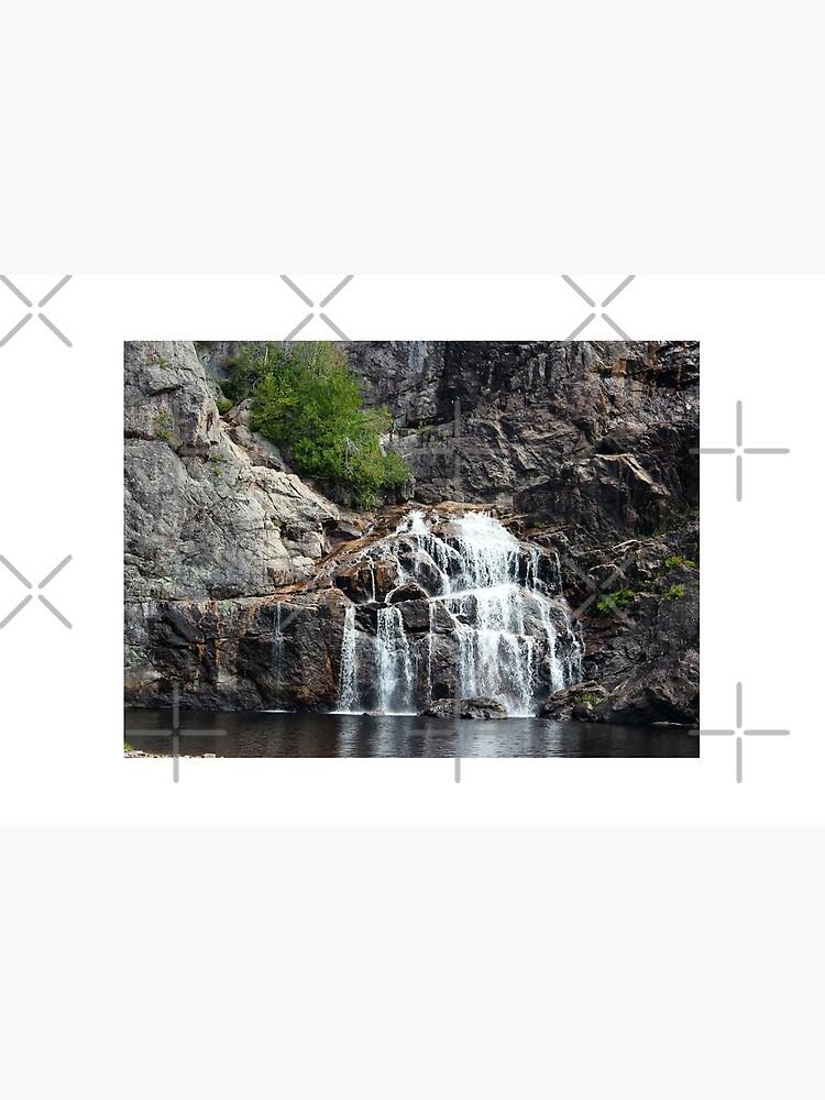 Canyon waterfalls by debfaraday