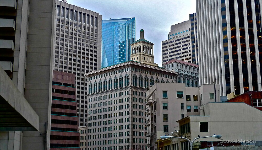 Varied Architecture, San Francisco, CA by Scott Johnson