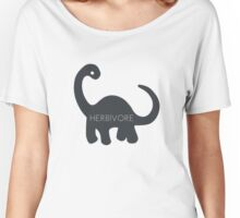 Herbivore - Dinosaur  Women's Relaxed Fit T-Shirt