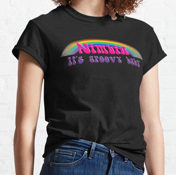 Nimbin - It's Groovy Baby Classic T-Shirt