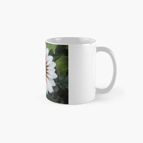 White Gazinia Classic Mug