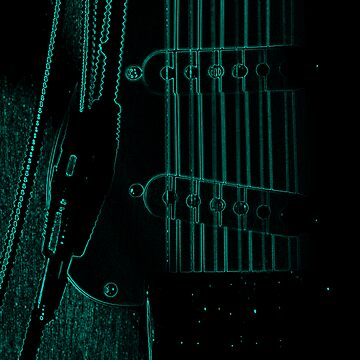 Fender glow by Sculptress