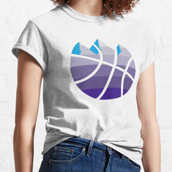 Logotipo de Utah Jazz Mountain Camiseta clásica