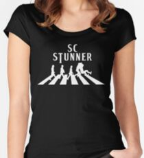 SC Stunner  Women's Fitted Scoop T-Shirt