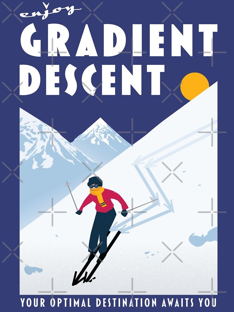 Enjoy gradient descent by visualizards