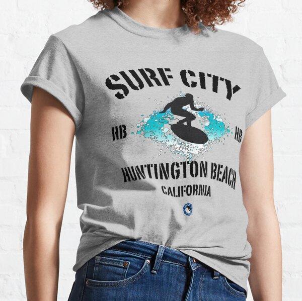Surf City - Huntington Beach Classic T-Shirt