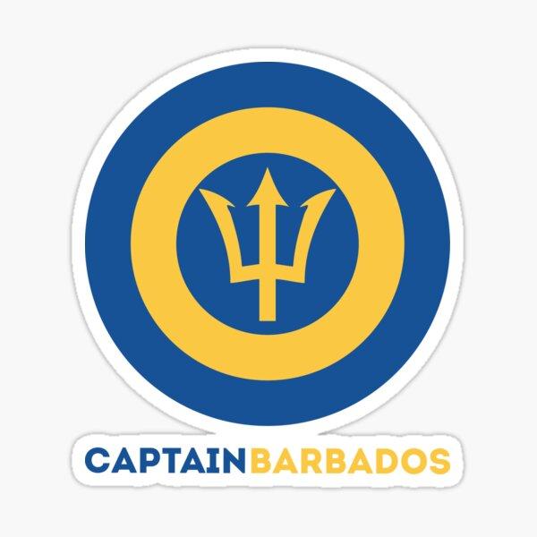 Captain Barbados // Infinite BANDIT Sticker