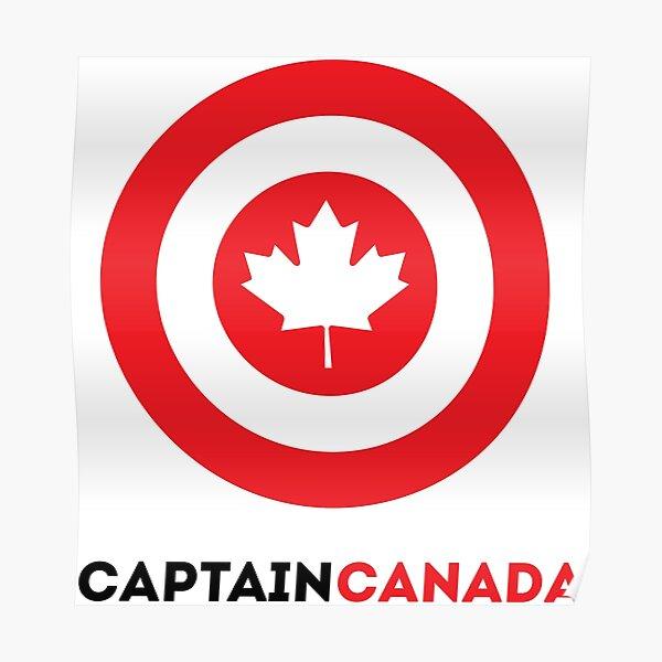 Captain Canada // Infinite BANDIT Poster