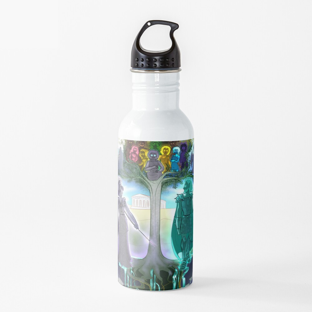 Athena's Tapestry Water Bottle