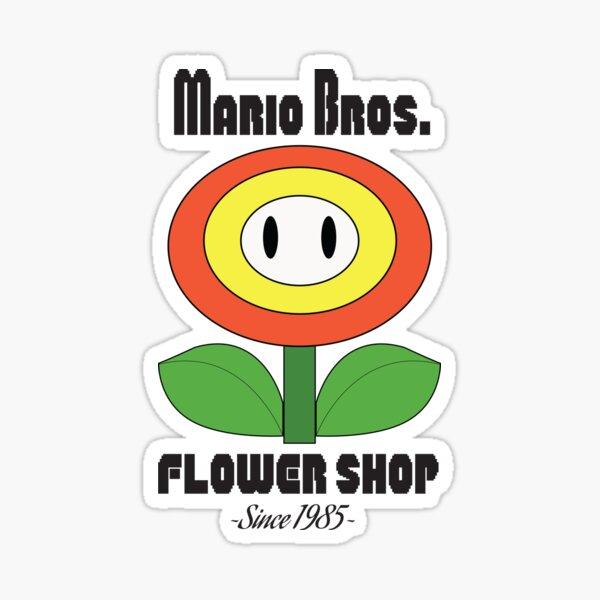 Flower Shop // Infinite BANDIT Sticker
