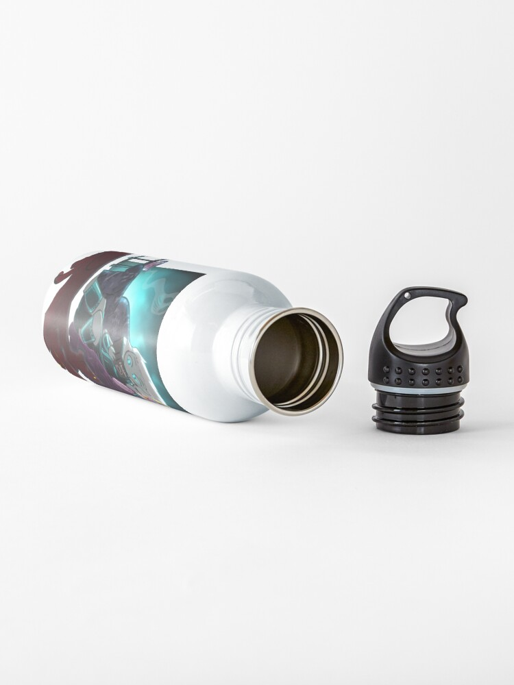 Alternate view of Cozy Winter Night Water Bottle