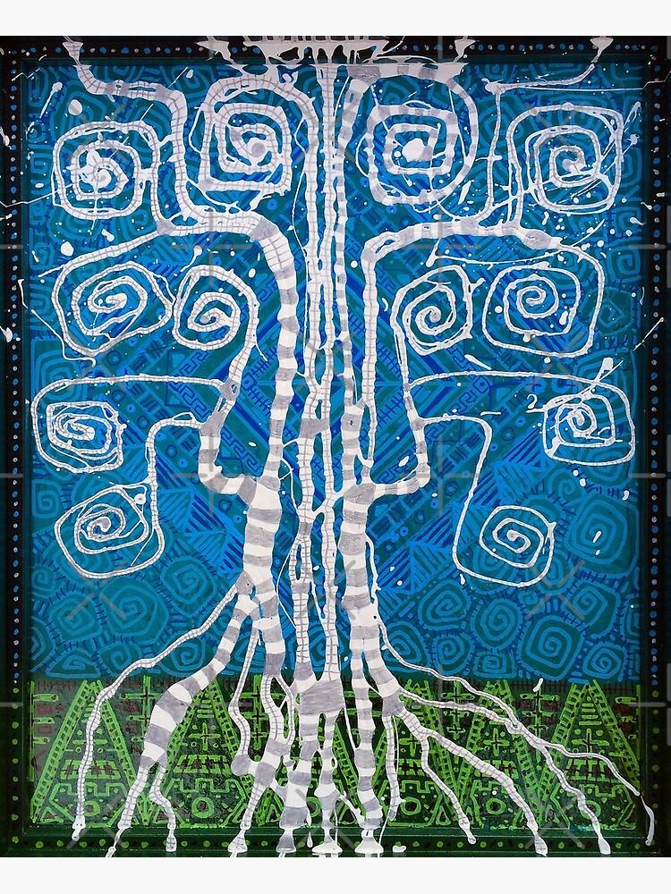 Eric's Tree by mijumi