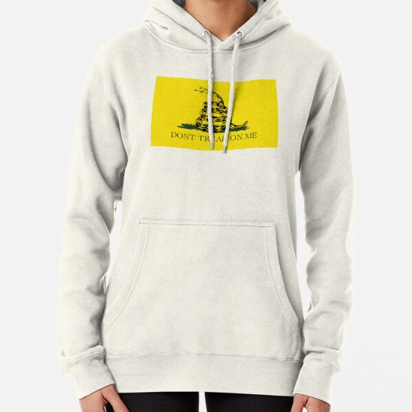 Don't Tread On Me Pullover Hoodie