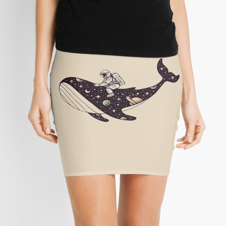 Stellar Ride Mini Skirt