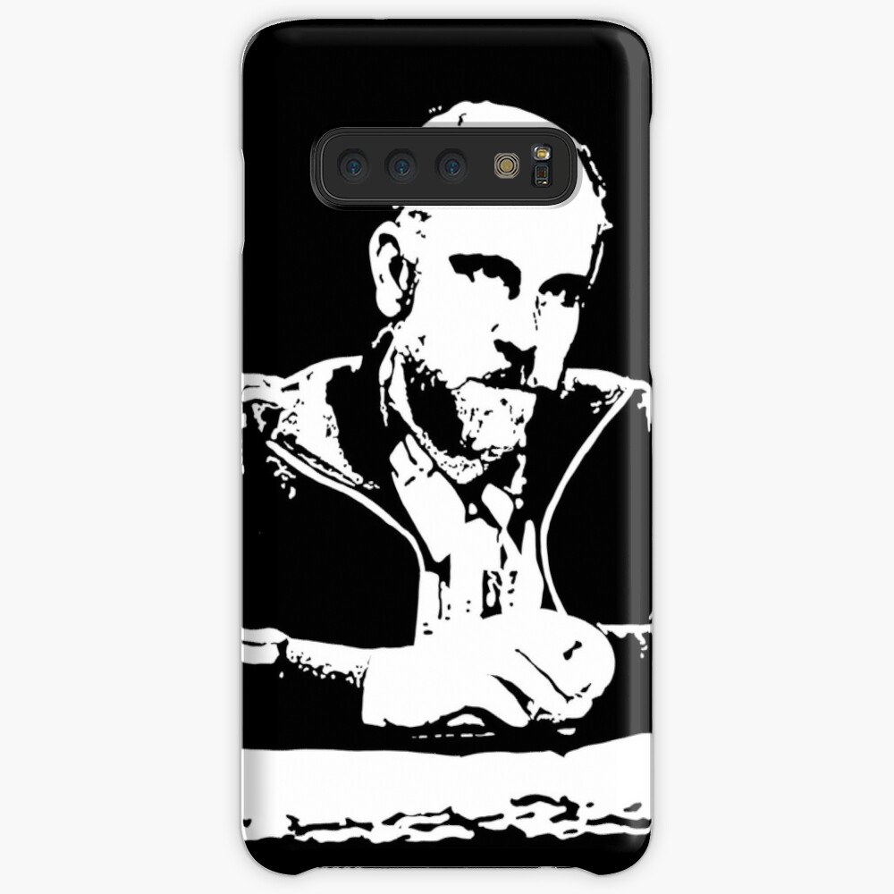 Teddy KGB Rounders Case & Skin for Samsung Galaxy