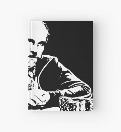 Teddy KGB Rounders Hardcover Journal