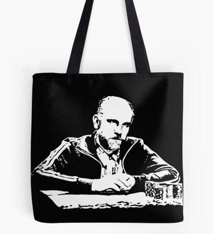 Teddy KGB Rounders Tote Bag