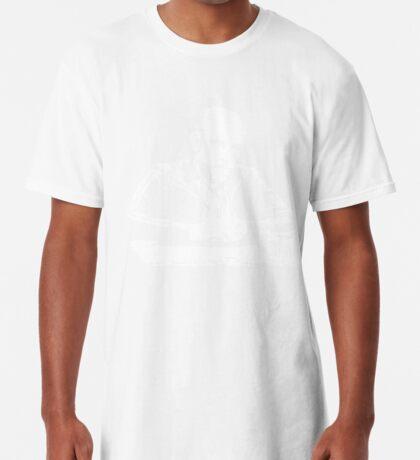 Teddy KGB Rounders Long T-Shirt