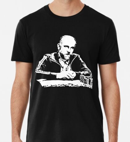Teddy KGB Rounders Premium T-Shirt