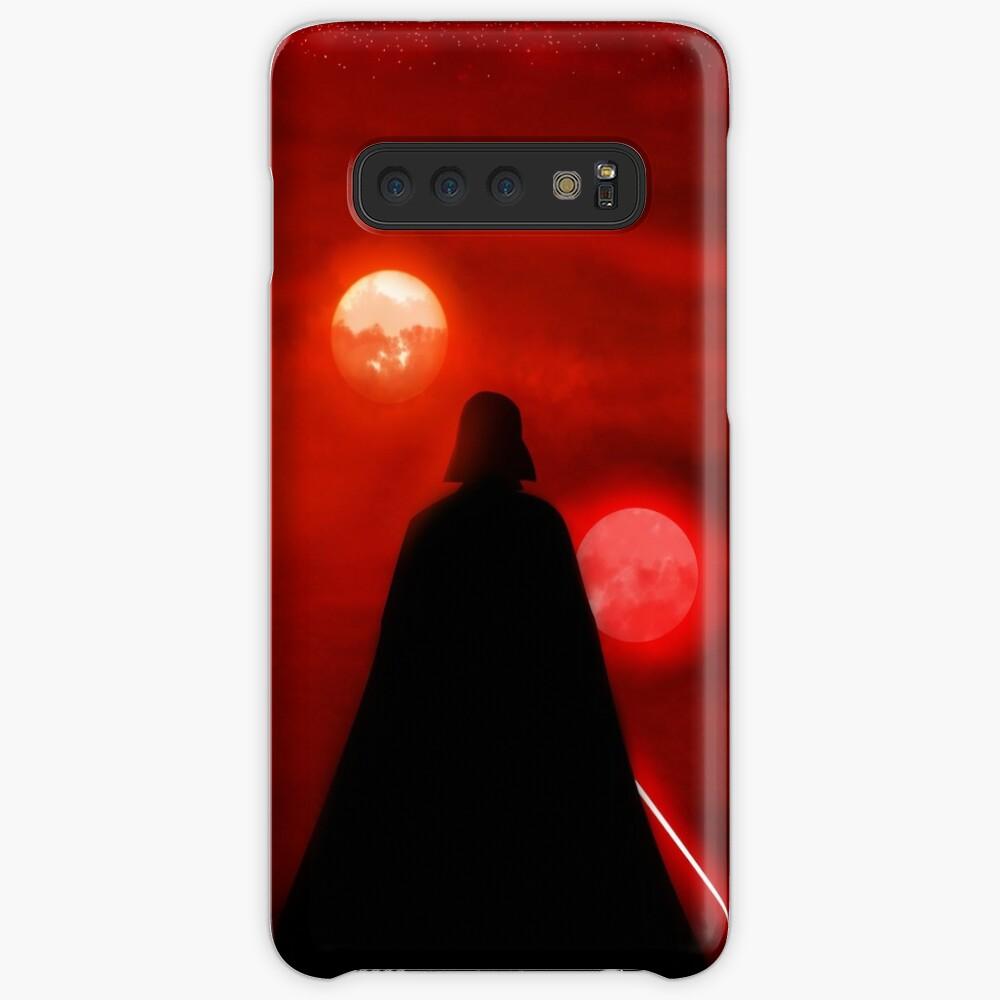 Vader Tatooine Binary Sunset Case & Skin for Samsung Galaxy