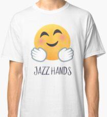Jazz Hands Emoji Classic T-Shirt