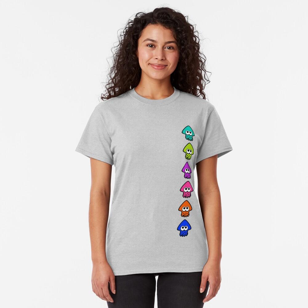 T-shirt classique «Splatoon Color Force»