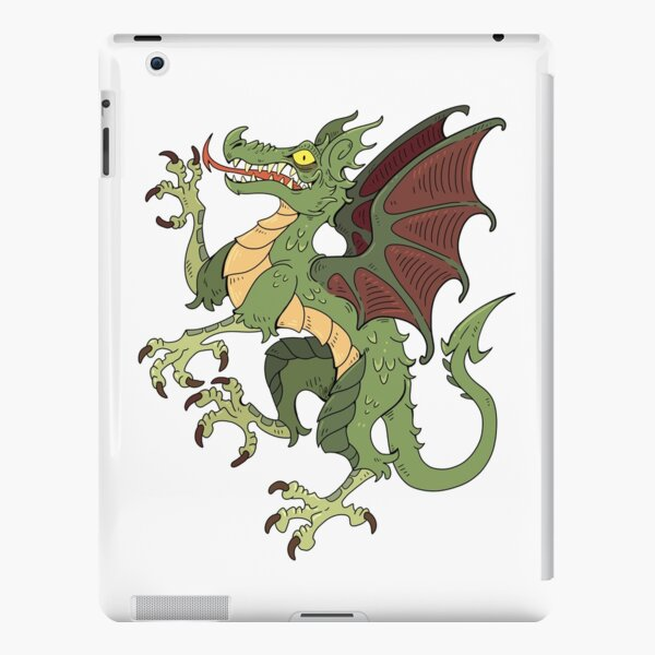 Heraldic Dragon iPad Snap Case