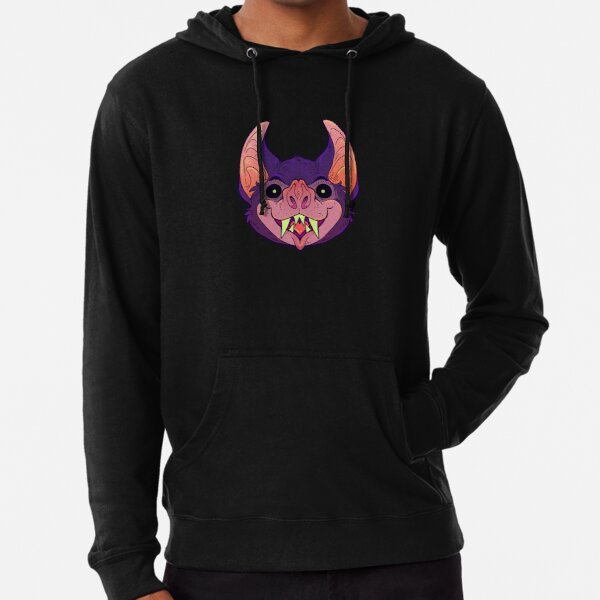 Gone Batty Lightweight Hoodie