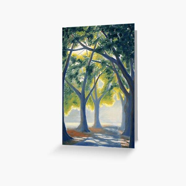 Trees for Steve Greeting Card