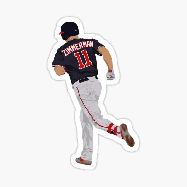 Ryan Zimmerman Sticker