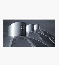 igloo Abstract Photographic Print