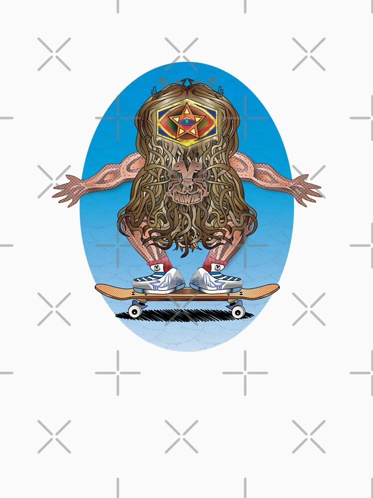 Caveman Skate  by Vanwizle