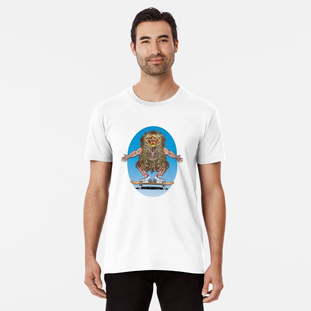 Caveman Skate  Premium T-Shirt