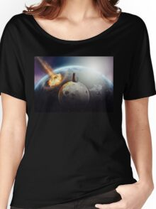 Cat Victory T-shirt femme coupe relax