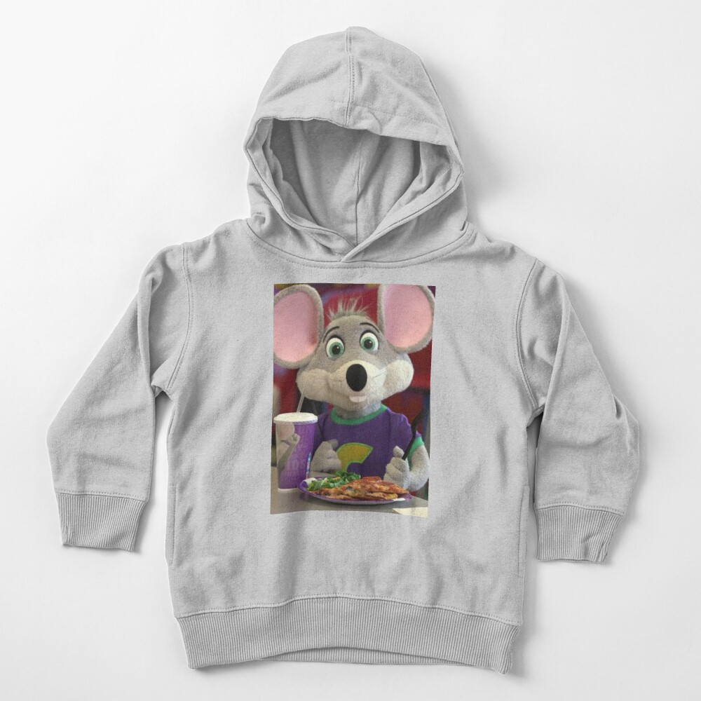 Chuck E. Cheese Toddler Pullover Hoodie