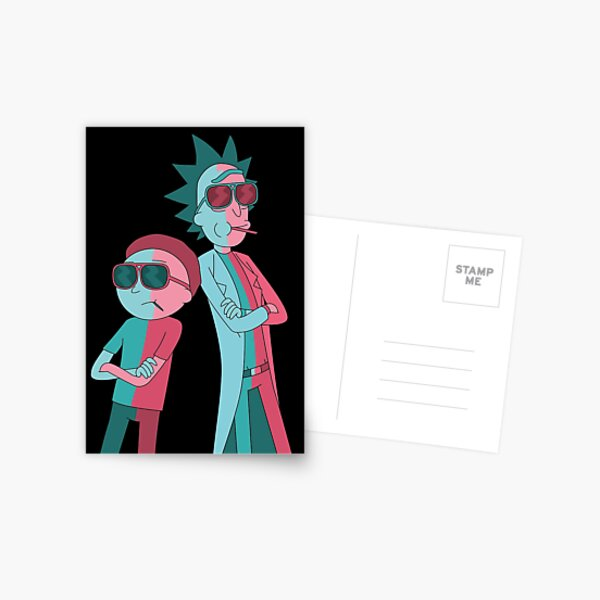 Smith & Sanchez Postcard