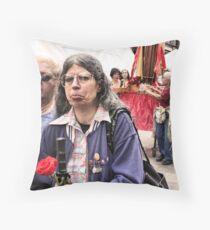 Patron Saints Throw Pillow