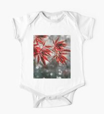 Japanese Red Maple Leaves  Kids Clothes