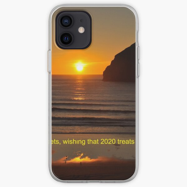 Time Waits for No One iPhone Soft Case