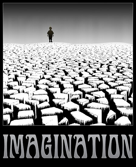 Imagination by Phil Perkins
