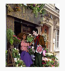 merwen flower shop au Photographic Print
