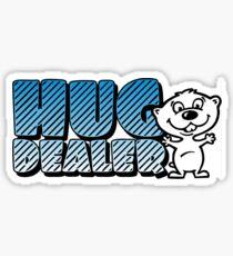 Hug dealer Sticker